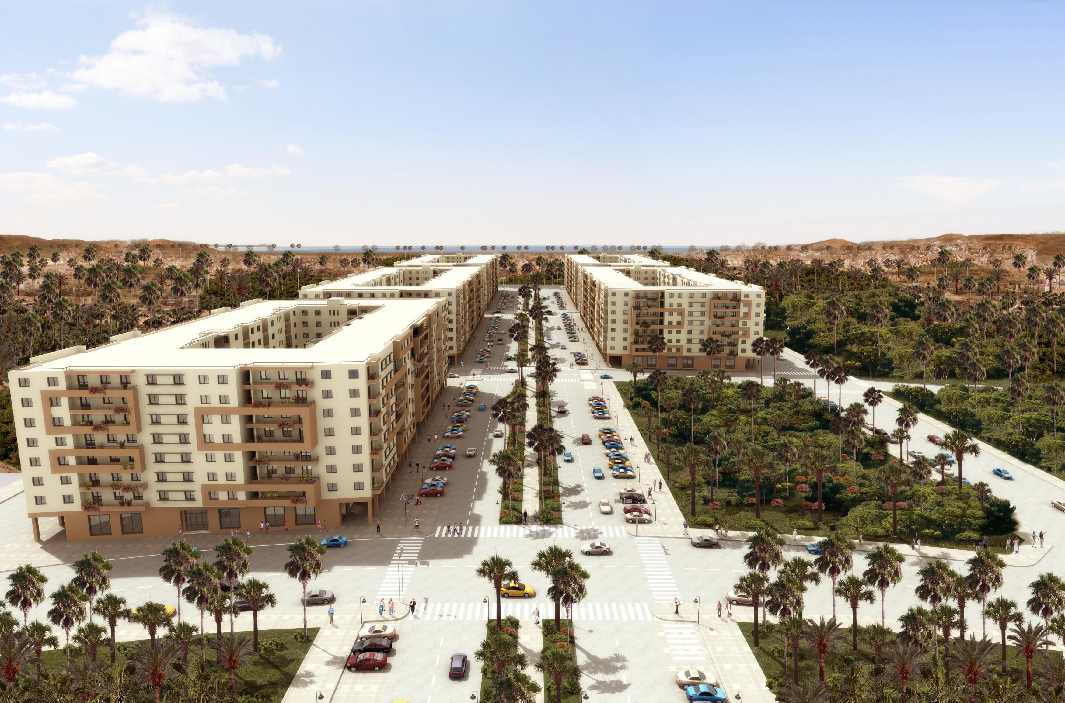 RESIDENTIAL - IBN Battuta –Tangier, Morocco