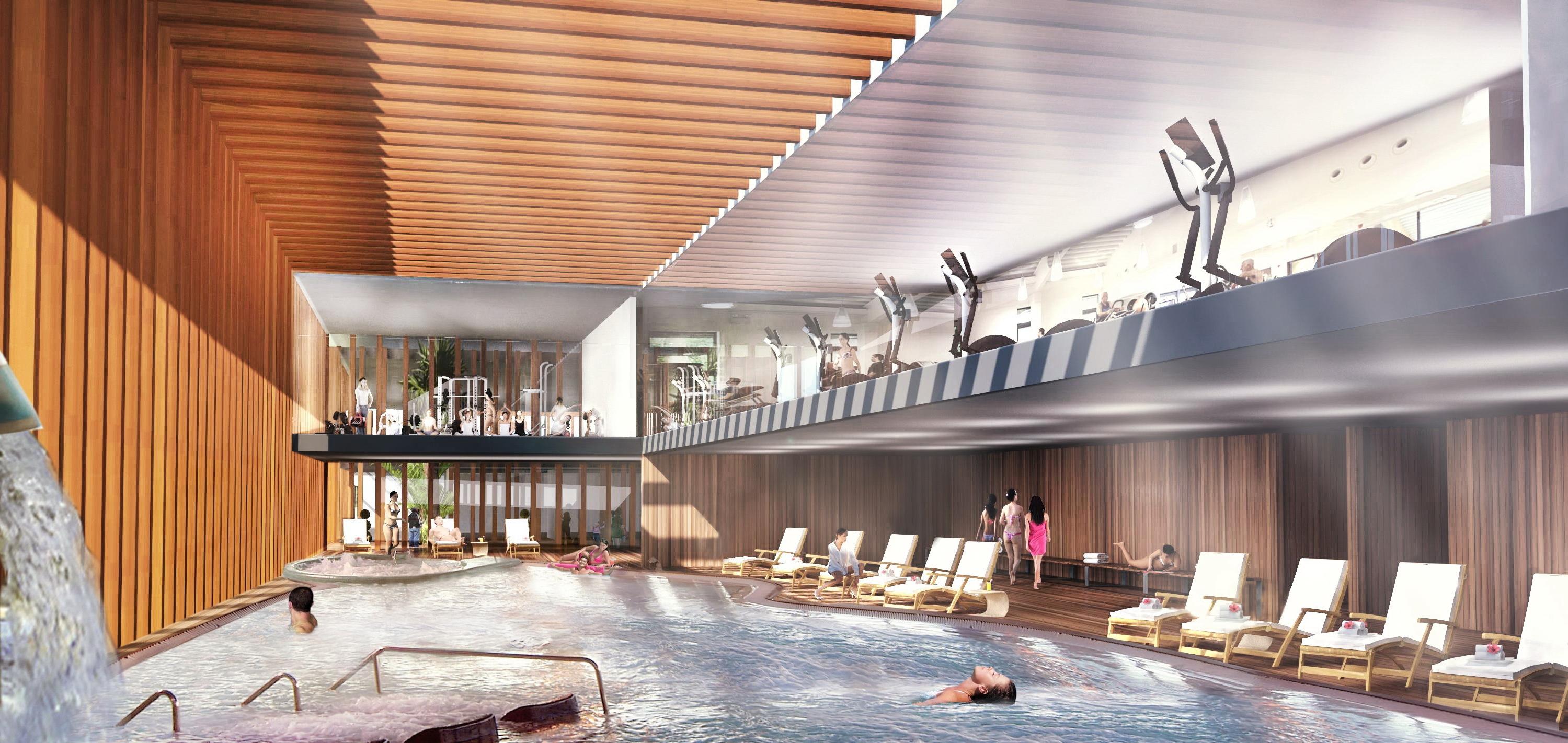 SPORT - Spa-Wellness Center - Rio de Janeiro, Brazil